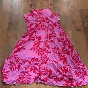 NWT women's summer dress size XXL